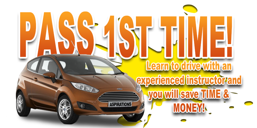 Driving lessons with Aspiratons Driving School